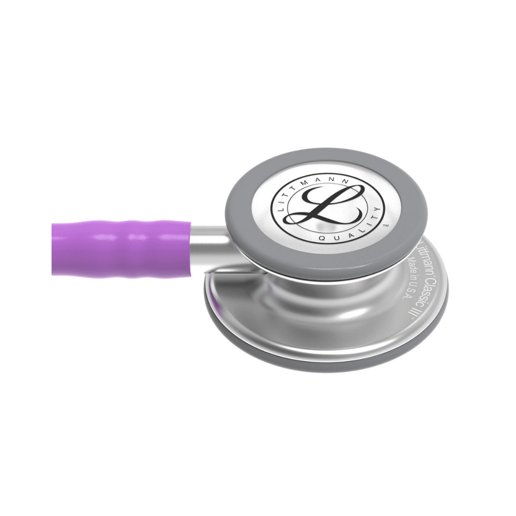 3m littmann classic iii lavender tube standard finish stethoscope free engraving philippines