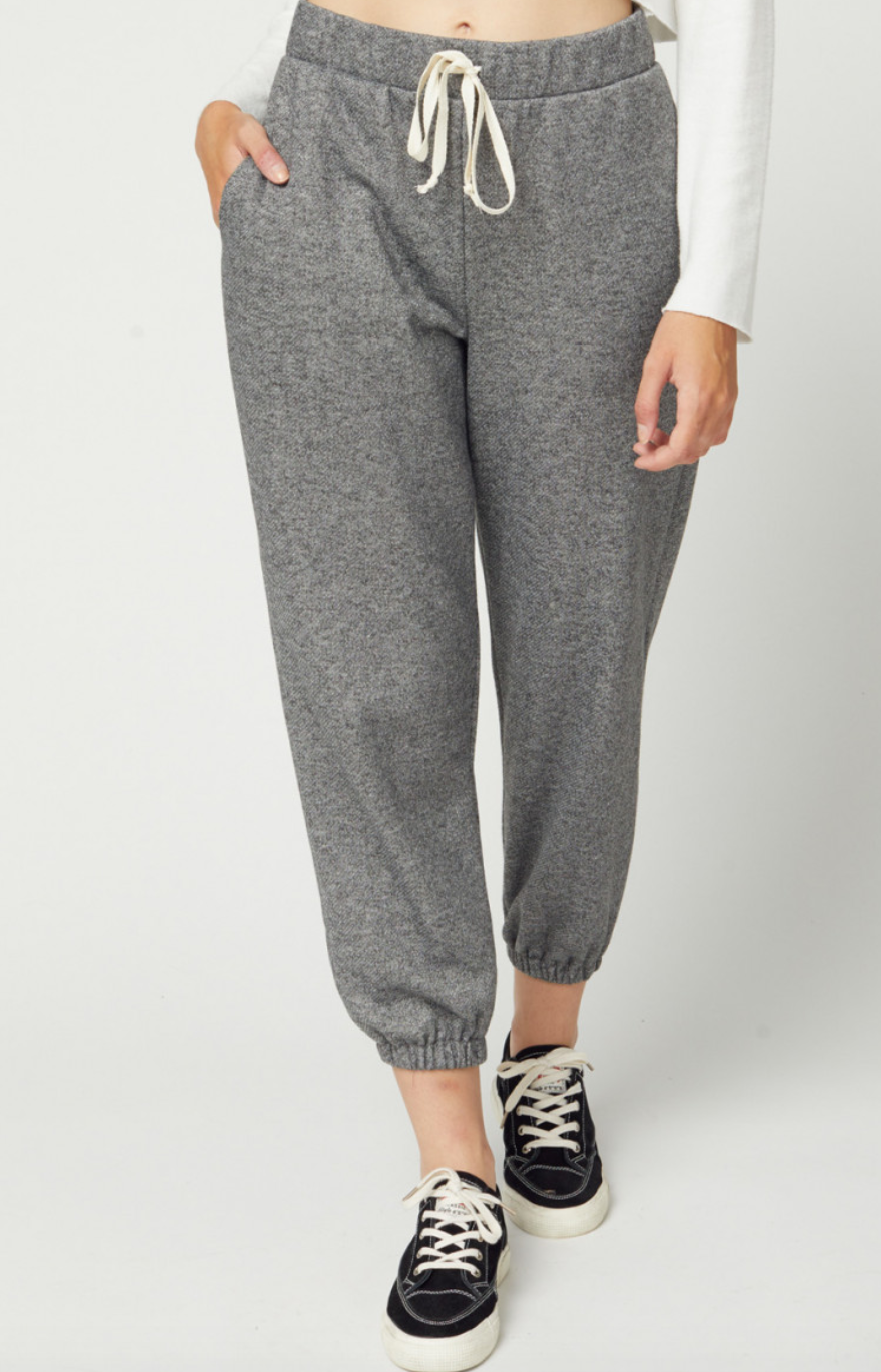 Charcoal Lounge Joggers