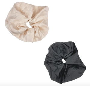 Set of Jumbo Scrunchies