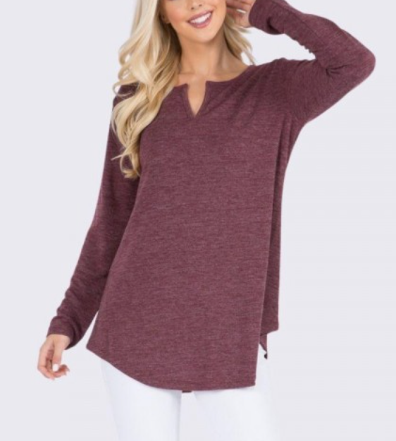 Wine Split Top