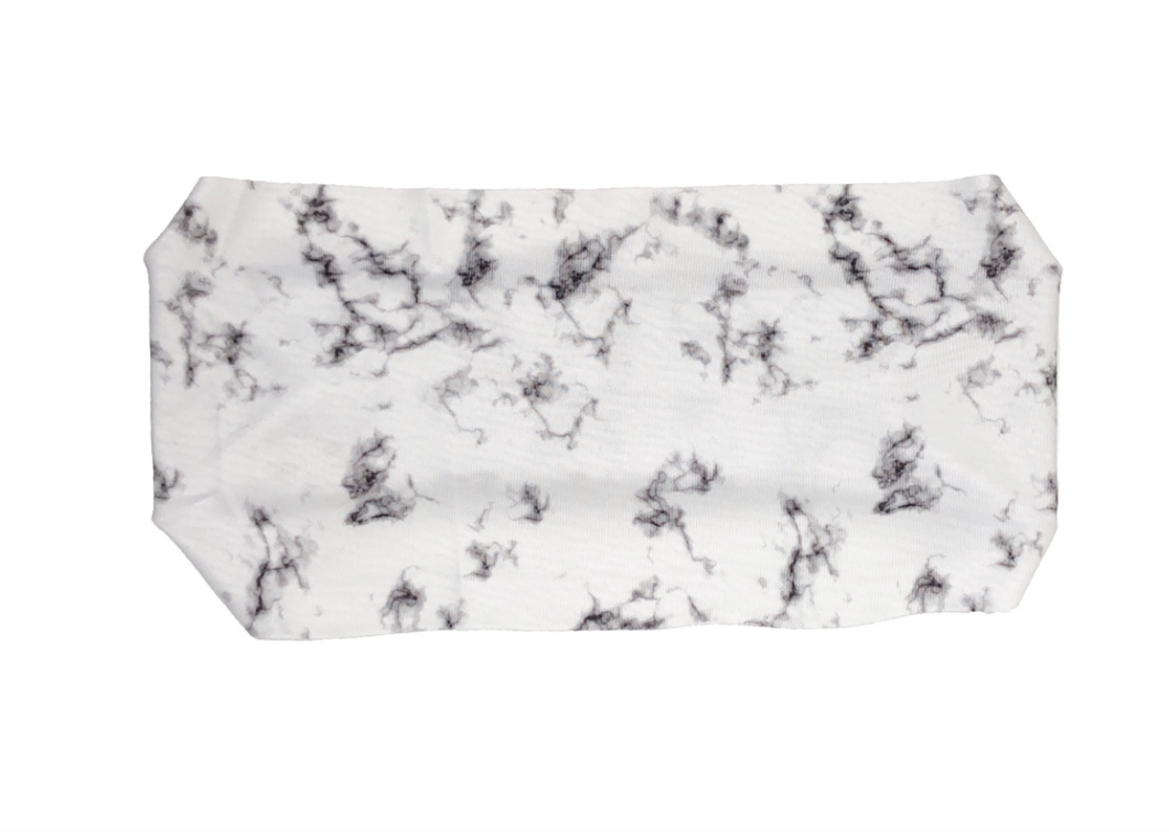Marble Athletic Headband