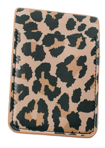 Leopard Phone Wallet