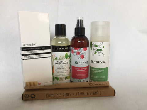 box beaute vegan