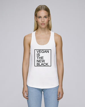 VEGAN IS THE NEW BLACK - DEBARDEUR
