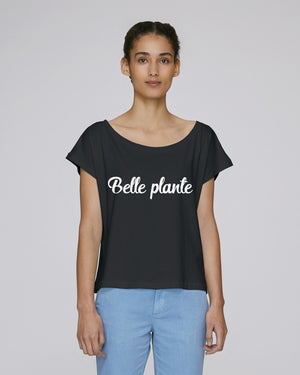 BELLE PLANTE - CROP TOP