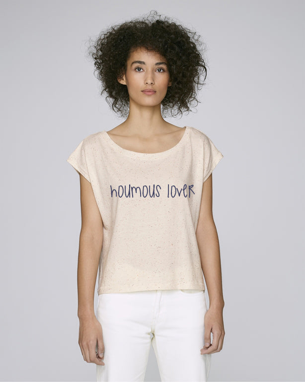 HOUMOUS LOVER - CROP TOP