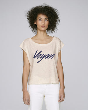 VEGAN - CROP TOP