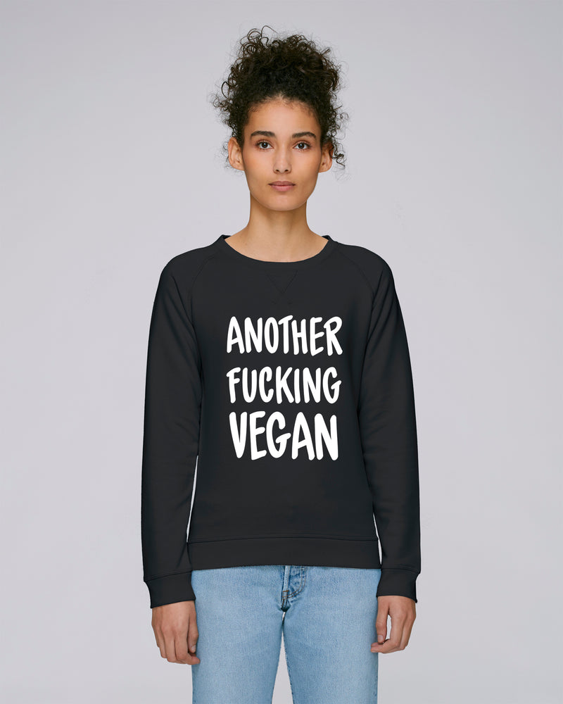 PROMO - ANOTHER FUCKING VEGAN 2017- Raglan