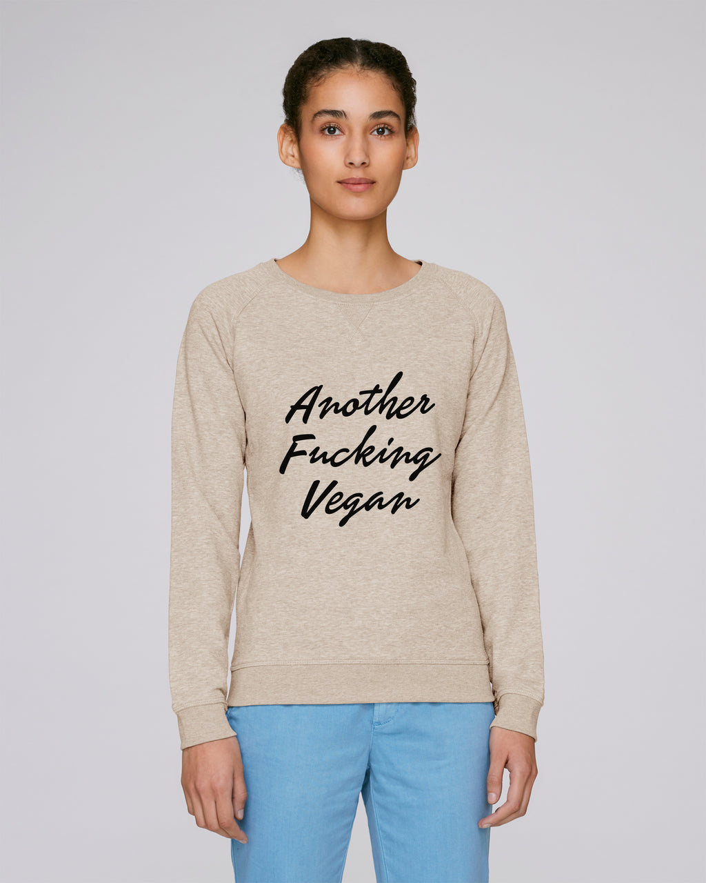 PROMO - ANOTHER FUCKING VEGAN 2018 - Raglan