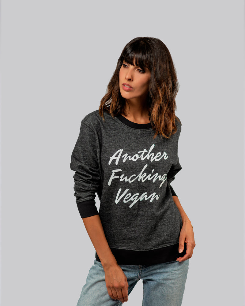 PROMO - ANOTHER FUCKING VEGAN - Straight