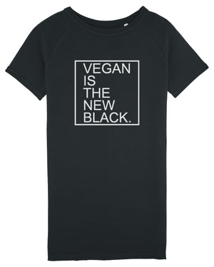 VEGAN IS THE NEW BLACK - ROBE