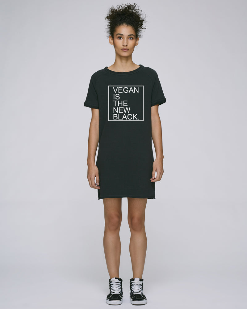 PROMO - VEGAN IS THE NEW BLACK - ROBE