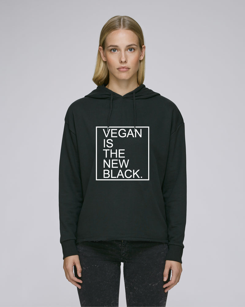 VEGAN IS THE NEW BLACK - Hoodie