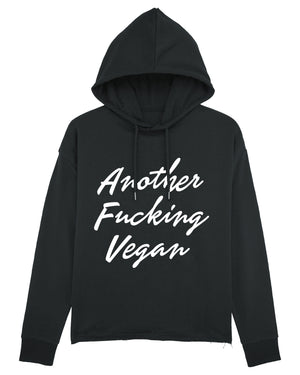 ANOTHER FUCKING VEGAN - Hoodie