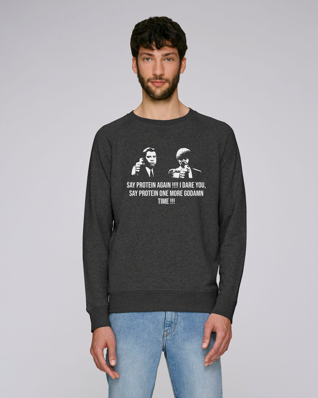 PULP FICTION - Sweatshirt homme - Raglan