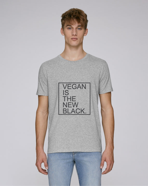 5f6034d370a19 VEGAN IS THE NEW BLACK - T-shirt homme - coton bio – VGTL by The ...