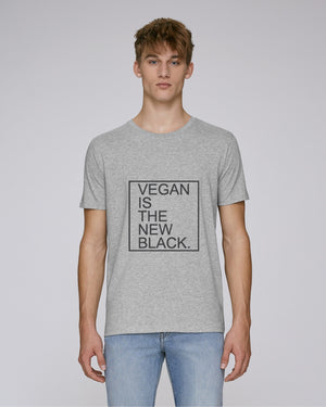 VEGAN IS THE NEW BLACK - T-SHIRT