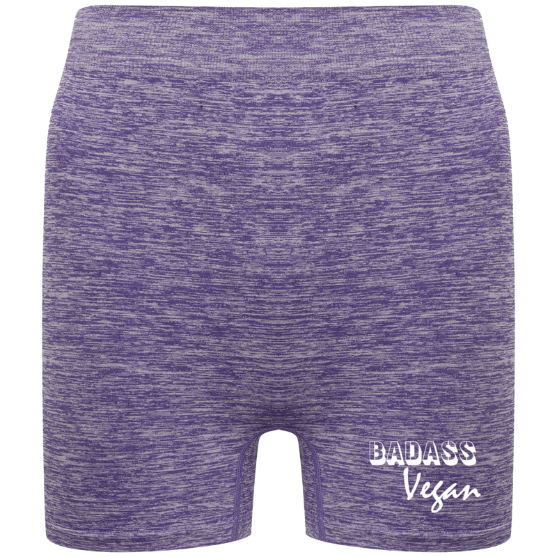 Short Legging sans coutures - Badass vegan