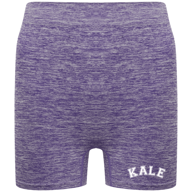 Short Legging sans coutures - Kale