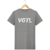 T-Shirt Col rond - VGTL new