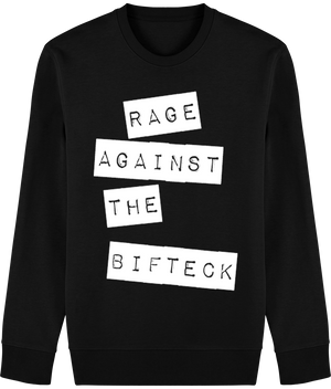 RAGE AGAINST THE BIFTECK -  SWEAT