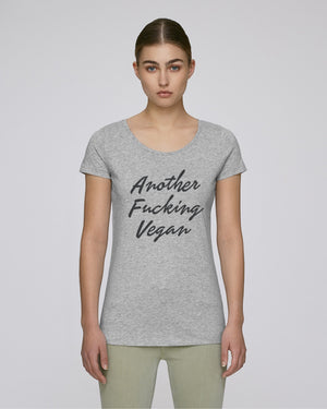 ANOTHER FUCKING VEGAN - T-SHIRT