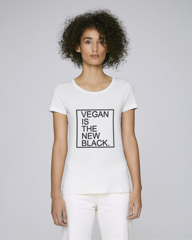 PROMO - VEGAN IS THE NEW BLACK - Col rond