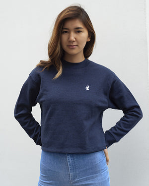 VGTL - SWEATSHIRT (crop)