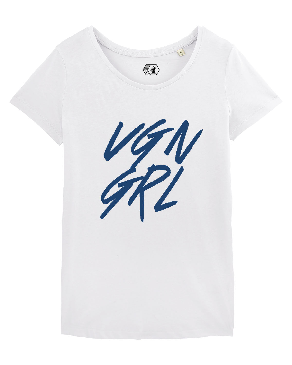 9ea1315735ae PROMO - VGN GRL - Col rond – VGTL by The Green Family