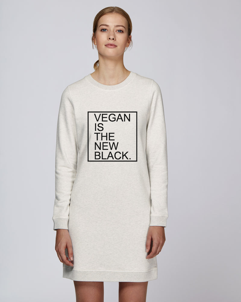 PROMO -  VEGAN IS THE NEW BLACK - ROBE ML