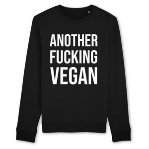 ANOTHER FUCKING VEGAN - SWEAT HOMME