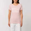 VEGANS WE ARE NOT CRAZY... - T-SHIRT FEMME