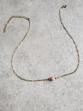 Teardrop Gemstone Choker Necklace