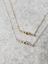 Stars Aligned Bar Necklace
