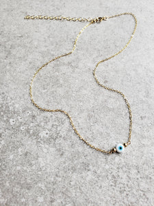 Evil Eye Necklace - Regular Bead