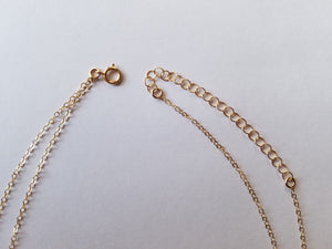Layered Mini Bar Necklace