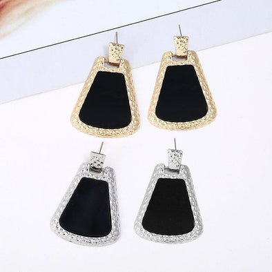 Alloy Gold/Silver Color Statement Earrings For Women | TeresaClare