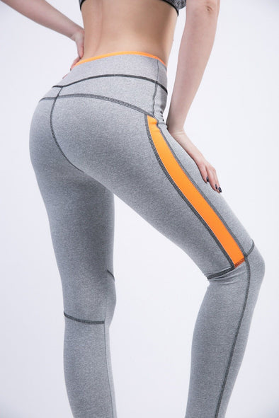 Ankle-Length High Waist Activewear Leggings | TeresaClare
