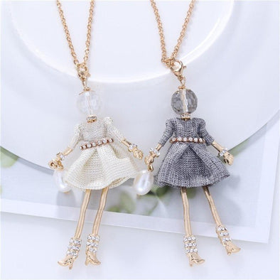 Cute Long Necklaces And Pendant Dress Fashion Statement | TeresaClare