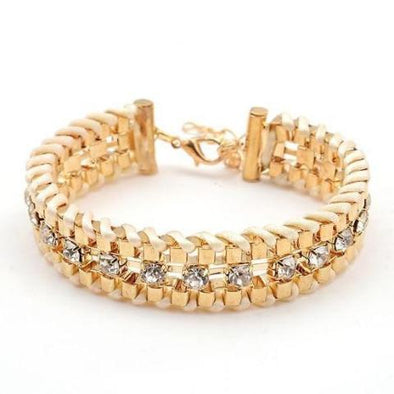 Fashion Design Jewelry Crystal Rhinestone Bracelets | TeresaClare