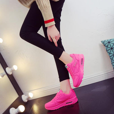 Fashion Korean Women's Sneakers Shoes For Outdoor Walking | TeresaClare