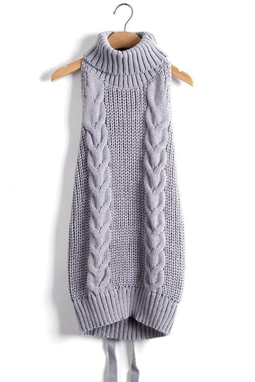 9f459c7a5e8 Shop Sexy Backless Knitted Turtleneck Virgin Killer Sweater Now! –  TeresaClare