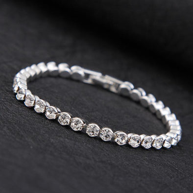 Luxury Shiny Crystal Bracelets For Women | TeresaClare