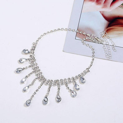 Rhinestone Statement Necklace For Women | TeresaClare
