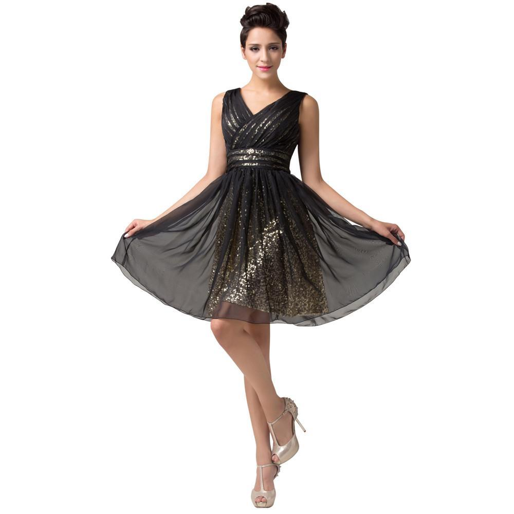 41778eba258 Stunning Short Evening Dresses - Data Dynamic AG