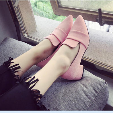 Women's New Fall Singles Shoes Korean Version Pumps | TeresaClare