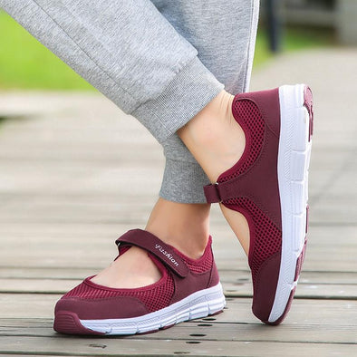 Women's Shoes Casual Sport Fashion Walking Sneakers | TeresaClare