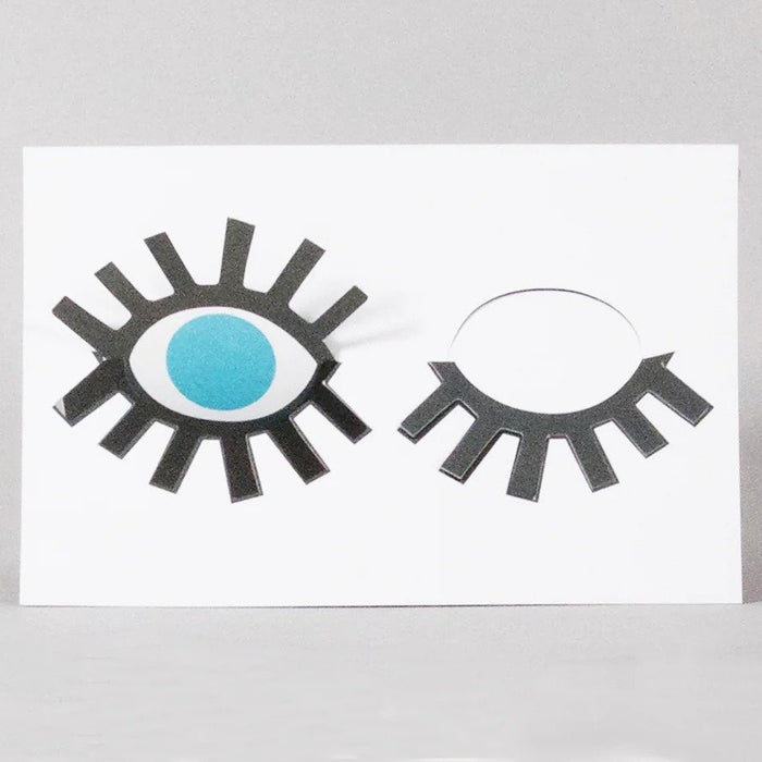 Blink Blink Eye Card