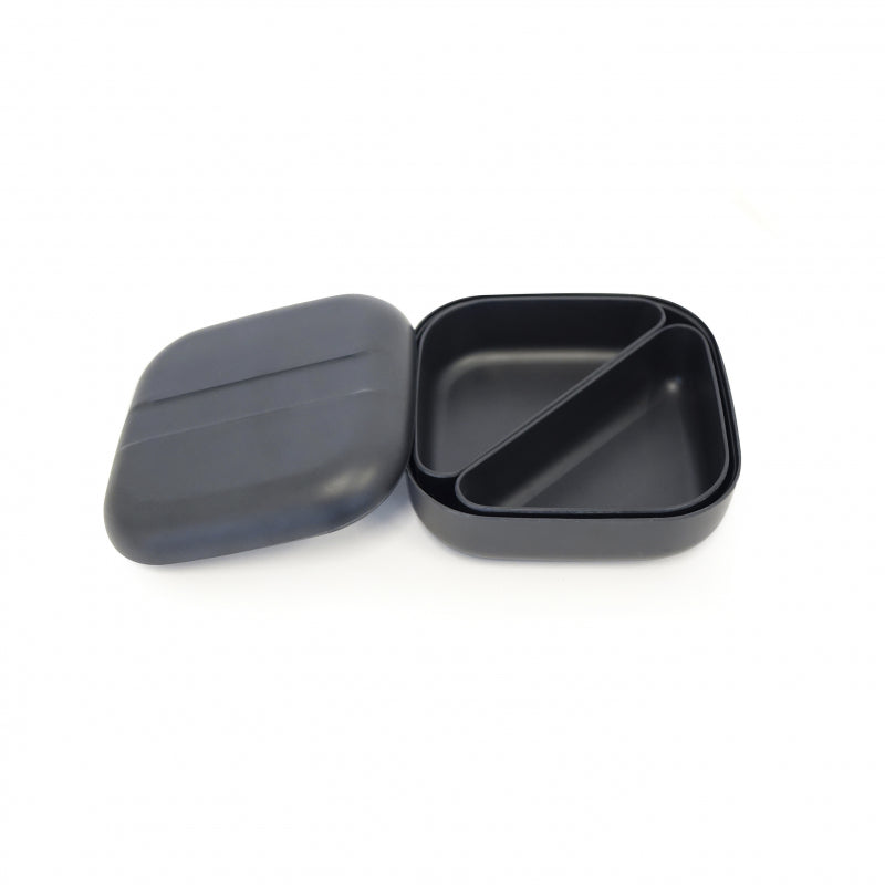 Bamboo Bento Box - Black