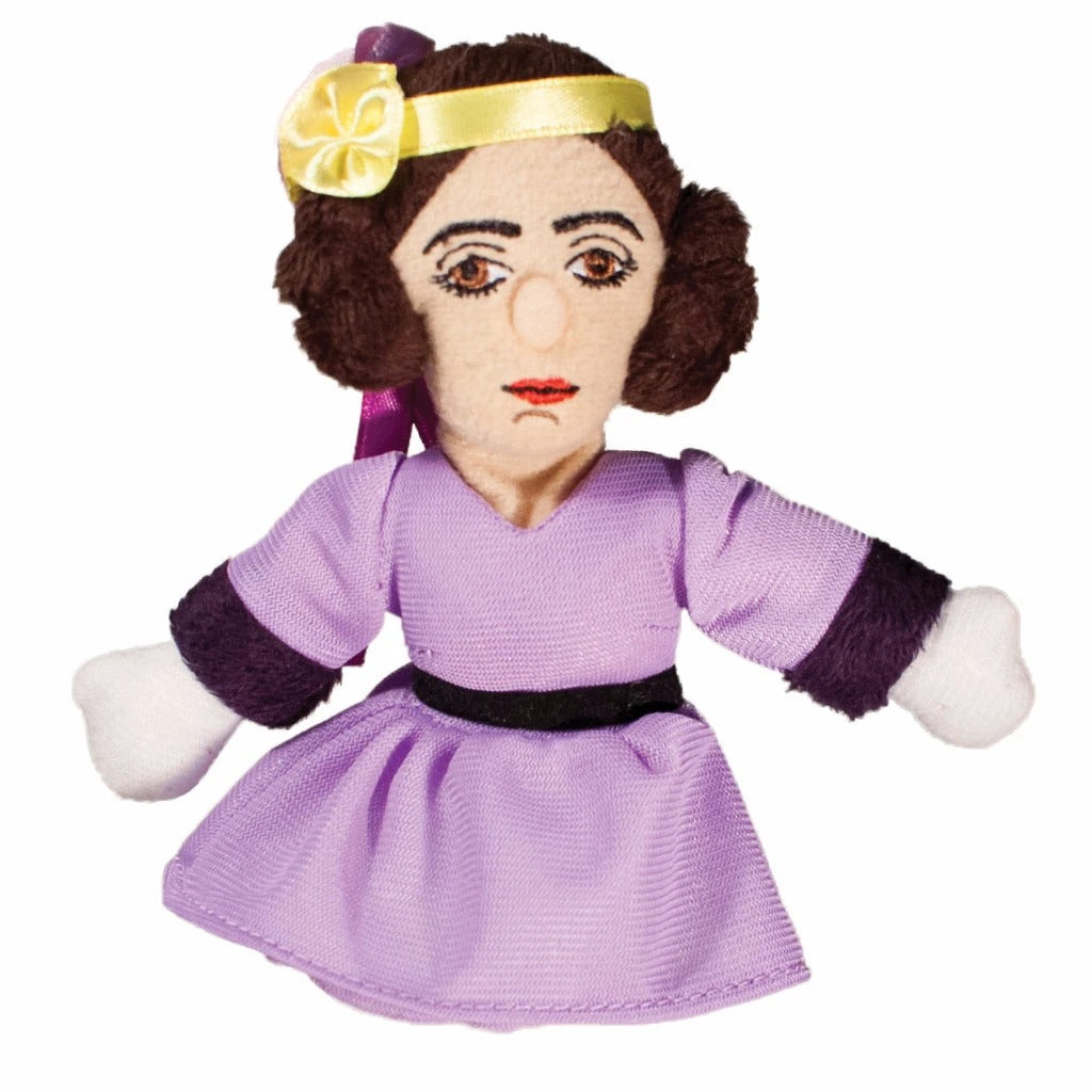 Ada Lovelace Finger Puppet